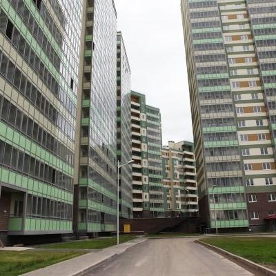 Строительство новых домов в жилом комплексе Австрийский квартал